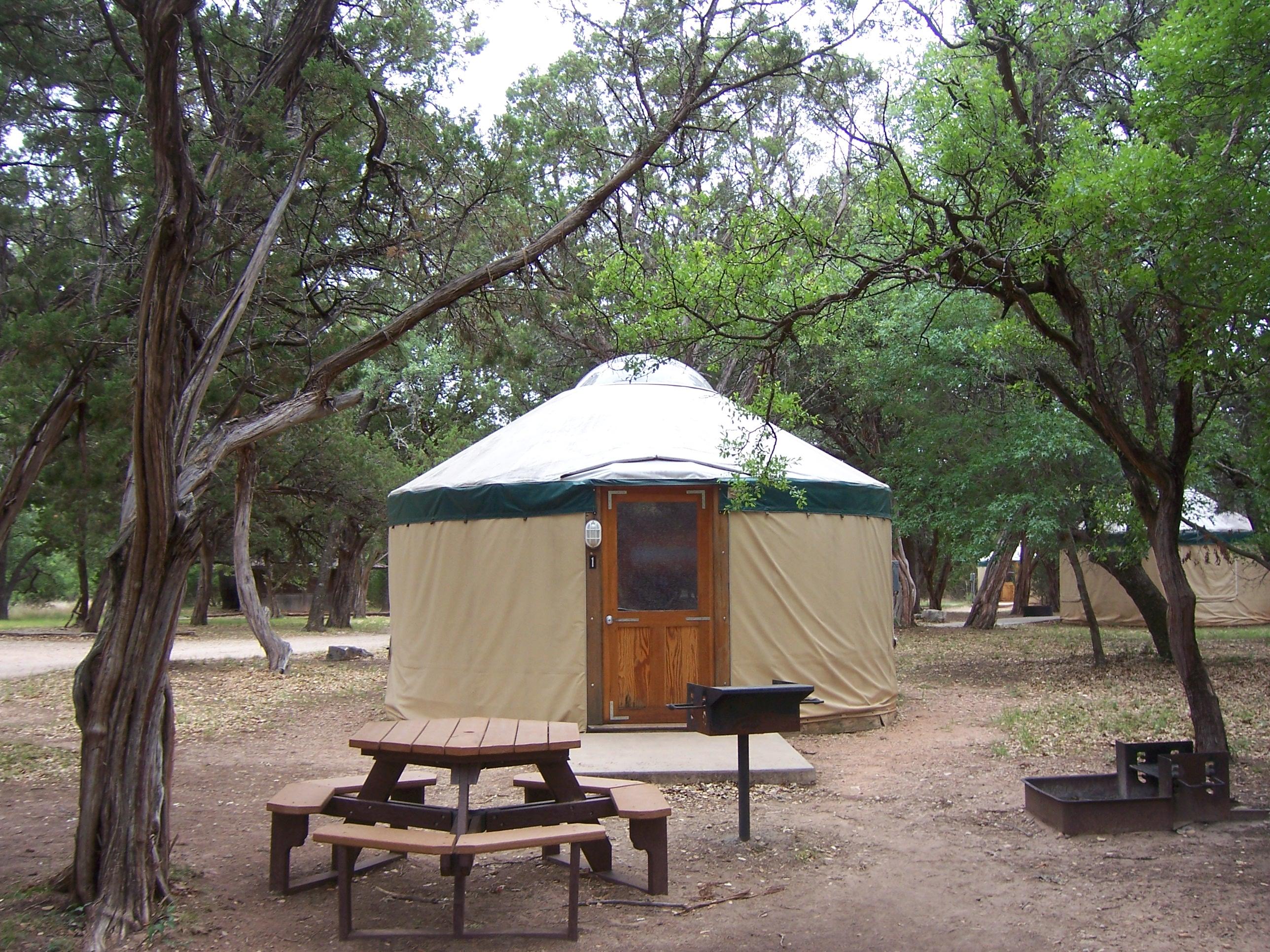 Abilene State Park Jimbo S Journeys