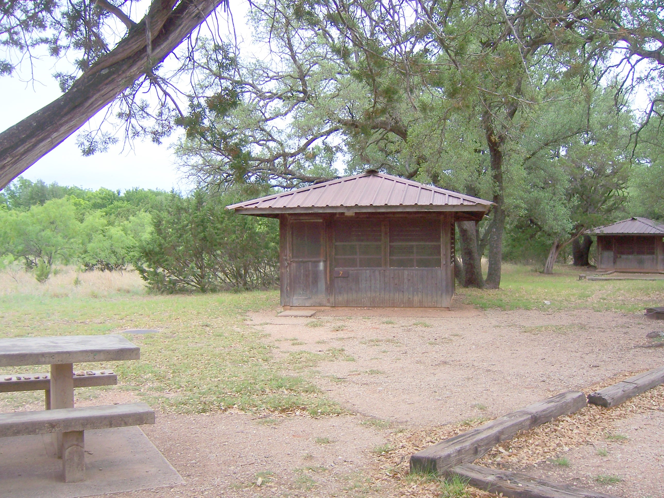 Small Park Shelters : Texas state parks pass jimbo s journeys