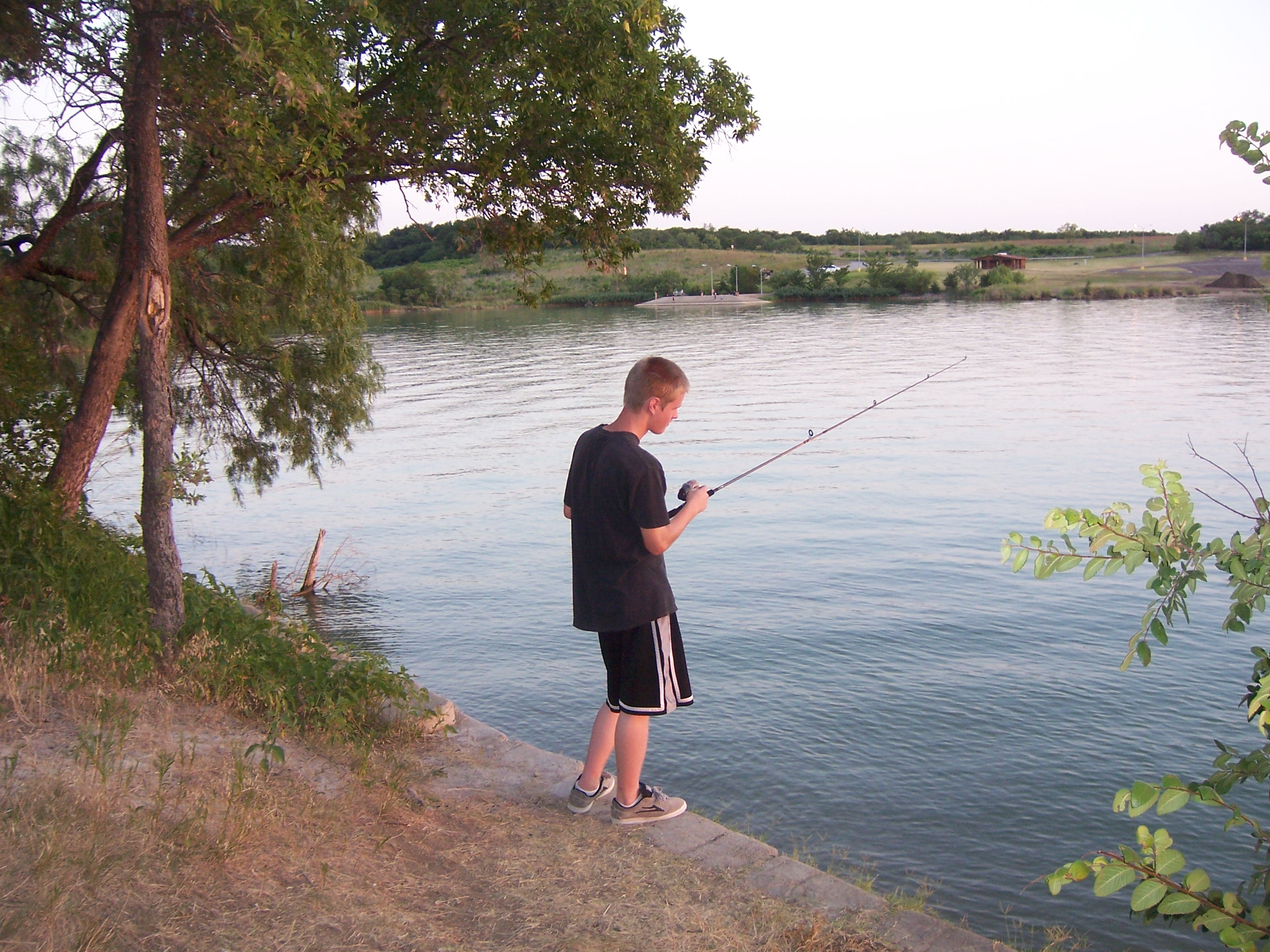 Cedar hill state park jimbo 39 s journeys for How much is a one day fishing license