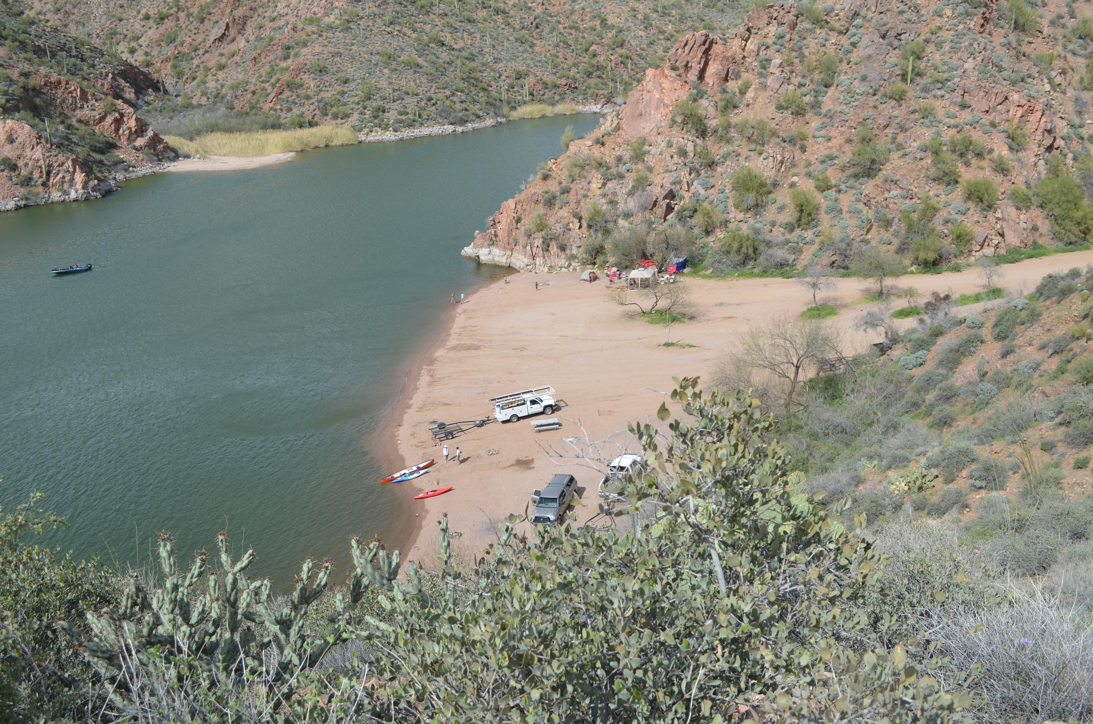 Apache junction jimbo 39 s journeys for Apache lake fishing