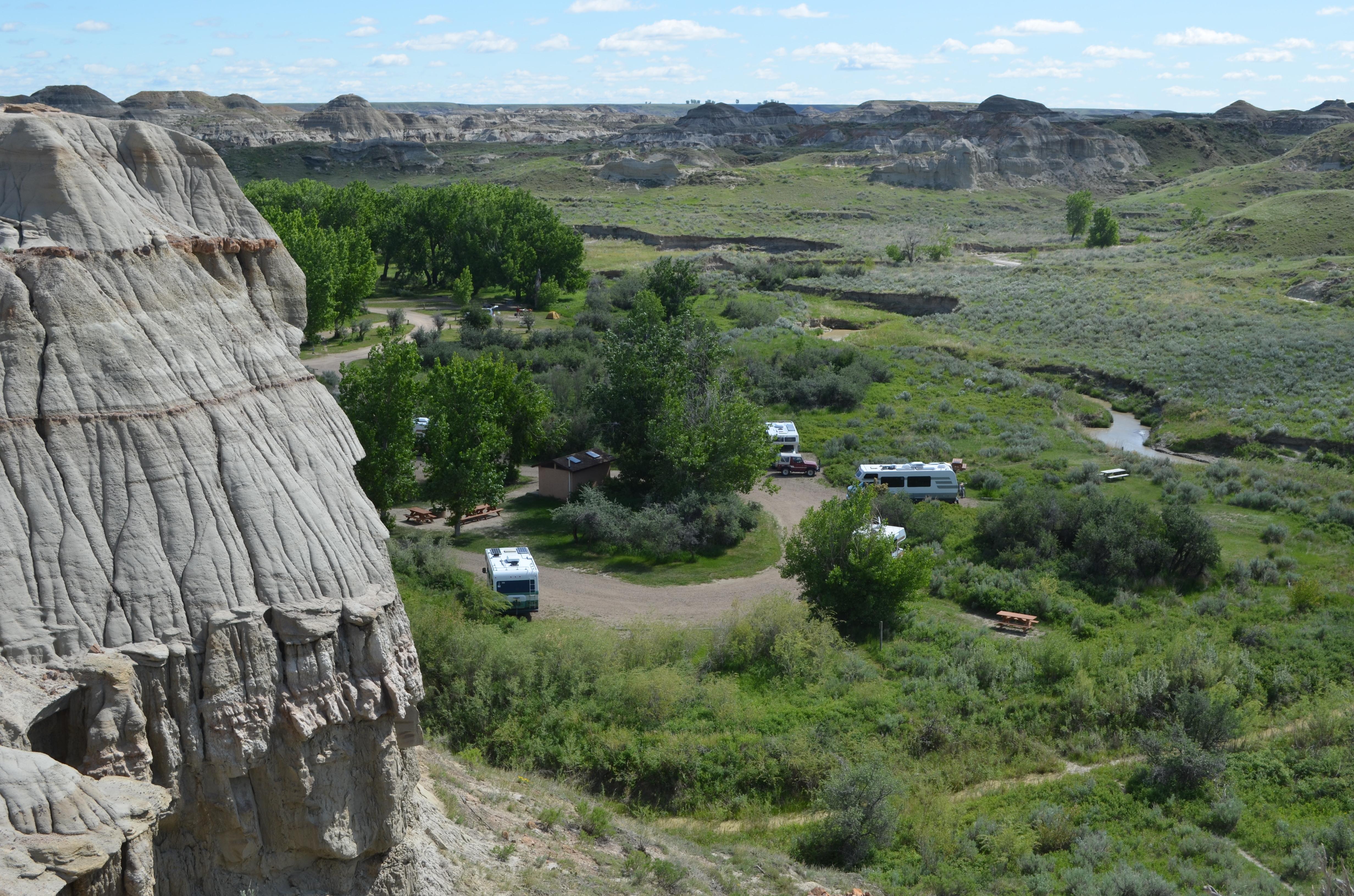 Dinosaur Provincial Park Jimbo S Journeys